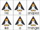 Penguin Shapes Emergent Reader & Centers