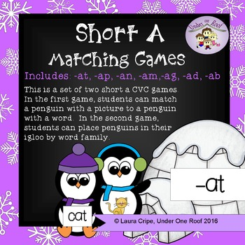 Penguin Short A Games