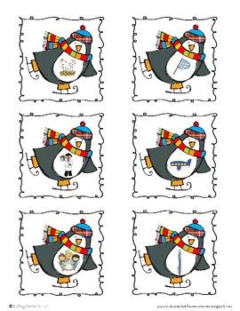 Penguin Short Vowel Sort ( Vowels a, e, and i)