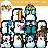 Sidekicks Penguin Clip Art