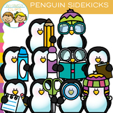 Sidekicks Penguin Clip Art