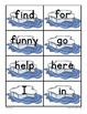 Sight Word Activities PENGUINS!