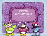 Penguin Silly Sentence Builder