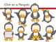 Penguin Solfege Reading Practice Interactive Game {re}