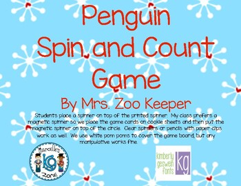 Penguin Spin and Count