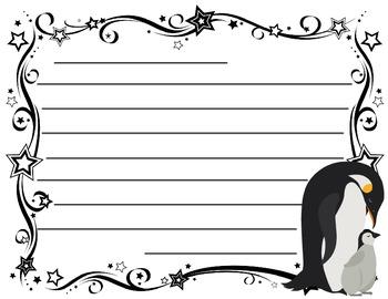 Penguin Story Paper