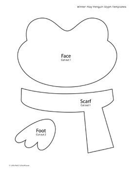 Tacky the Penguin Story Study and Glyph Craftivity Bundle