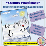 Penguin Illustrated Storybook and Audiobook featuring Sele