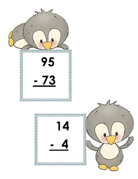 Penguin Subtraction