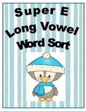Penguin Super E Word Sort
