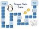 Penguin Swim Game - High Frequency Word Game