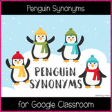 Penguin Synonyms