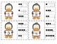 Penguin Ten Frame Clip Cards