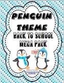 Back to School - Penguins