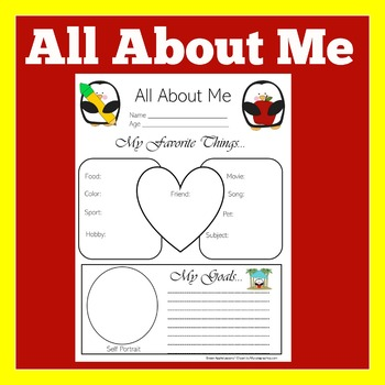 Penguin Theme Classroom | Penguin Themed Classroom | All About Me
