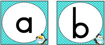 Penguin Theme Classroom Resources