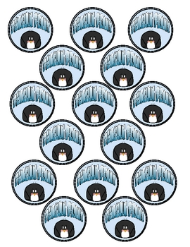 Penguin Theme Decorations
