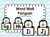 Penguin Word Wall