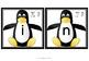 Penguin Themed Alphabet Flashcards