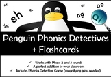 Penguin Phonics Detectives and Game