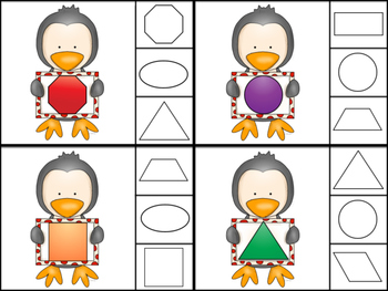 Penguin Themed Center Pack