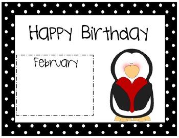 Penguin Themed Classroom Bundle