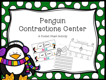 Penguin- Themed Contractions Center
