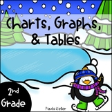 Penguins:  Charts, Graphs, & Tables