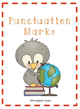 Penguin Themed - Punctuation Posters