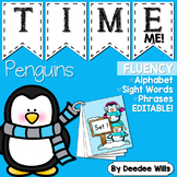 Sight Word Fluency Penguin