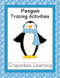 Penguin Tracing Activities - Learning Centers