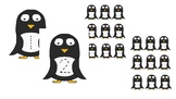 Penguin Tracing (Numbers 1-30)