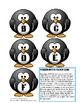 Penguin Treble Clef Music Notes Folder Game