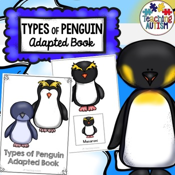 Penguin Types Adapted Book