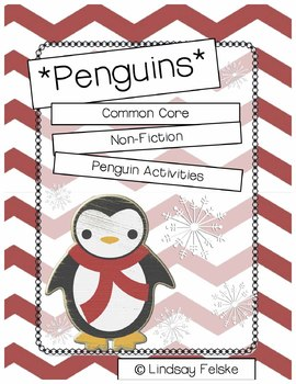 Penguin Unit- Informational Text