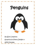 Penguin Unit: Literacy & Math Activities