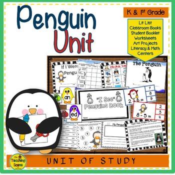 Penguin Unit Ocean Theme