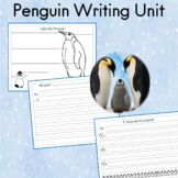 Penguins Reading, Science, and Math Unit