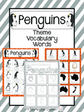 Penguin Vocabulary Cards
