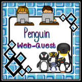 Penguin Web-Quest and Writing Activity