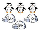 Penguin Winter Pre-K Unit