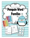 Penguin Word Families