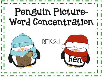 Word Family Concentration