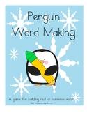 Penguin Word Making