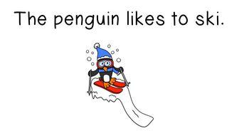 Penguin Word Work