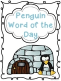 Penguin Word of the Day