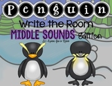 Penguin Write the Room - Middle Sounds Edition