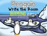 Penguin Write the Room -Rhyming Edition
