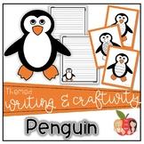 Penguin Writing & Craftivity