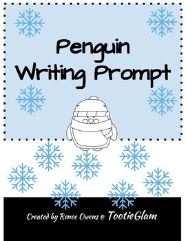 Penguin Writing Prompt